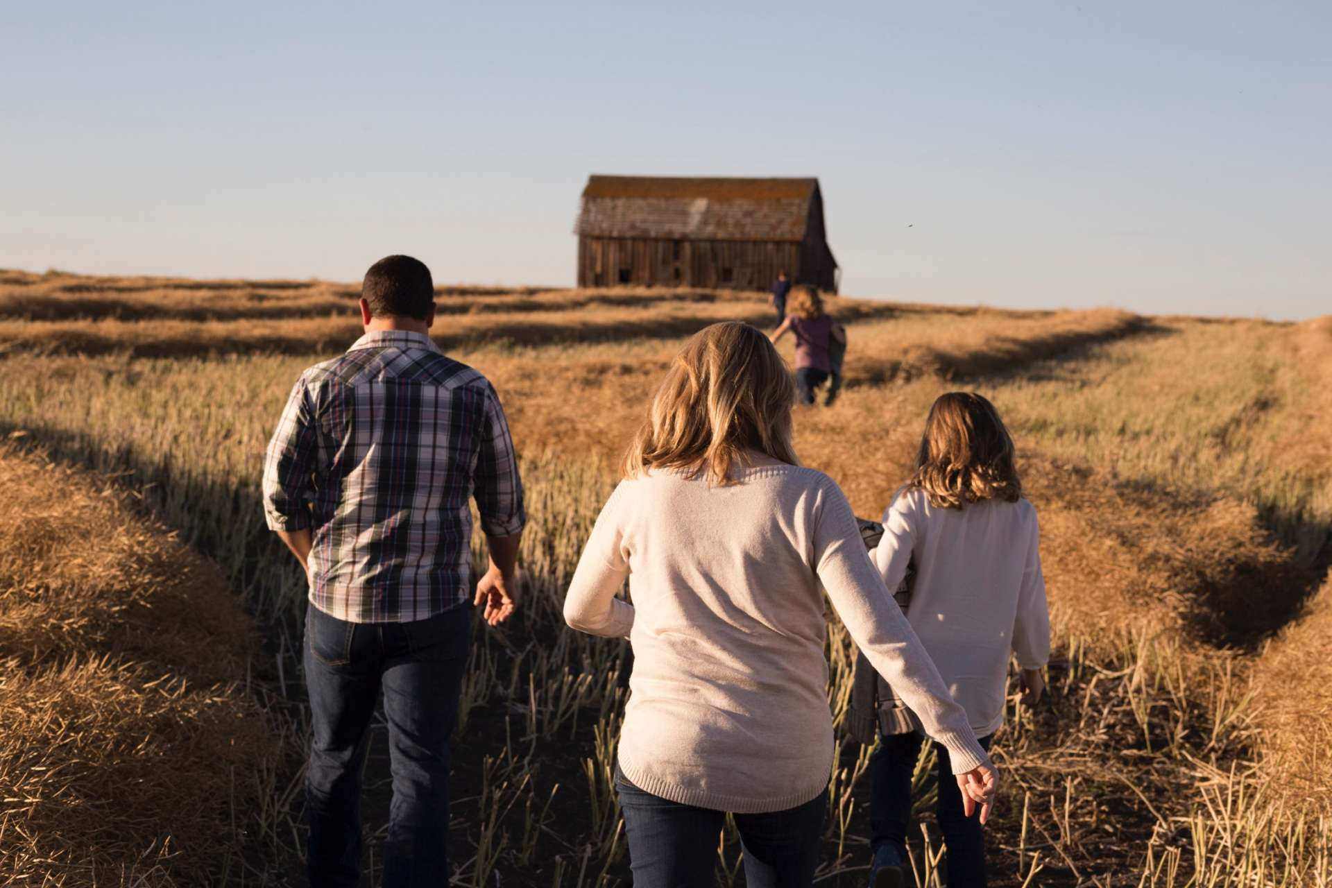 Familia para Spot en Durango