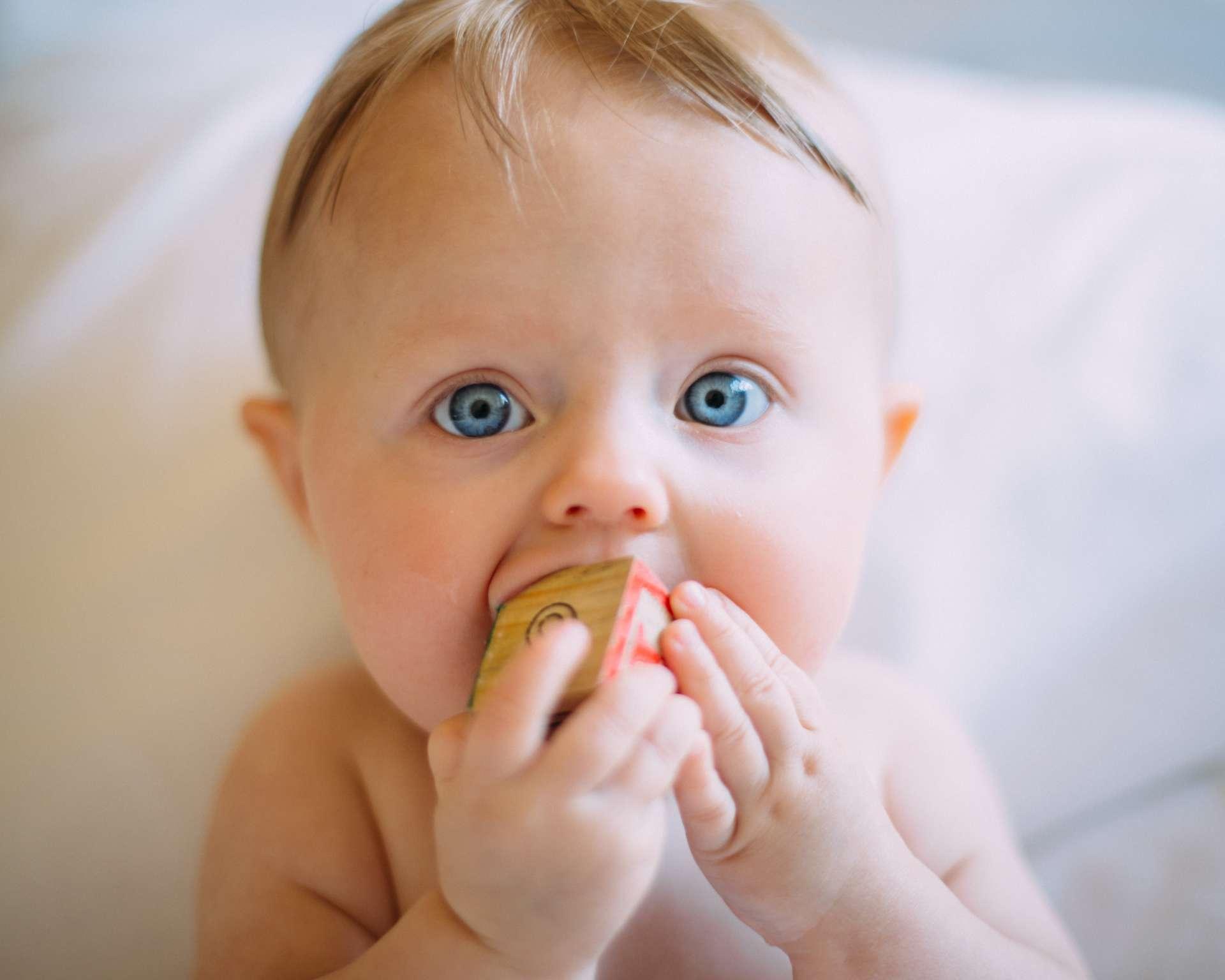 Bebé para película en Vitoria