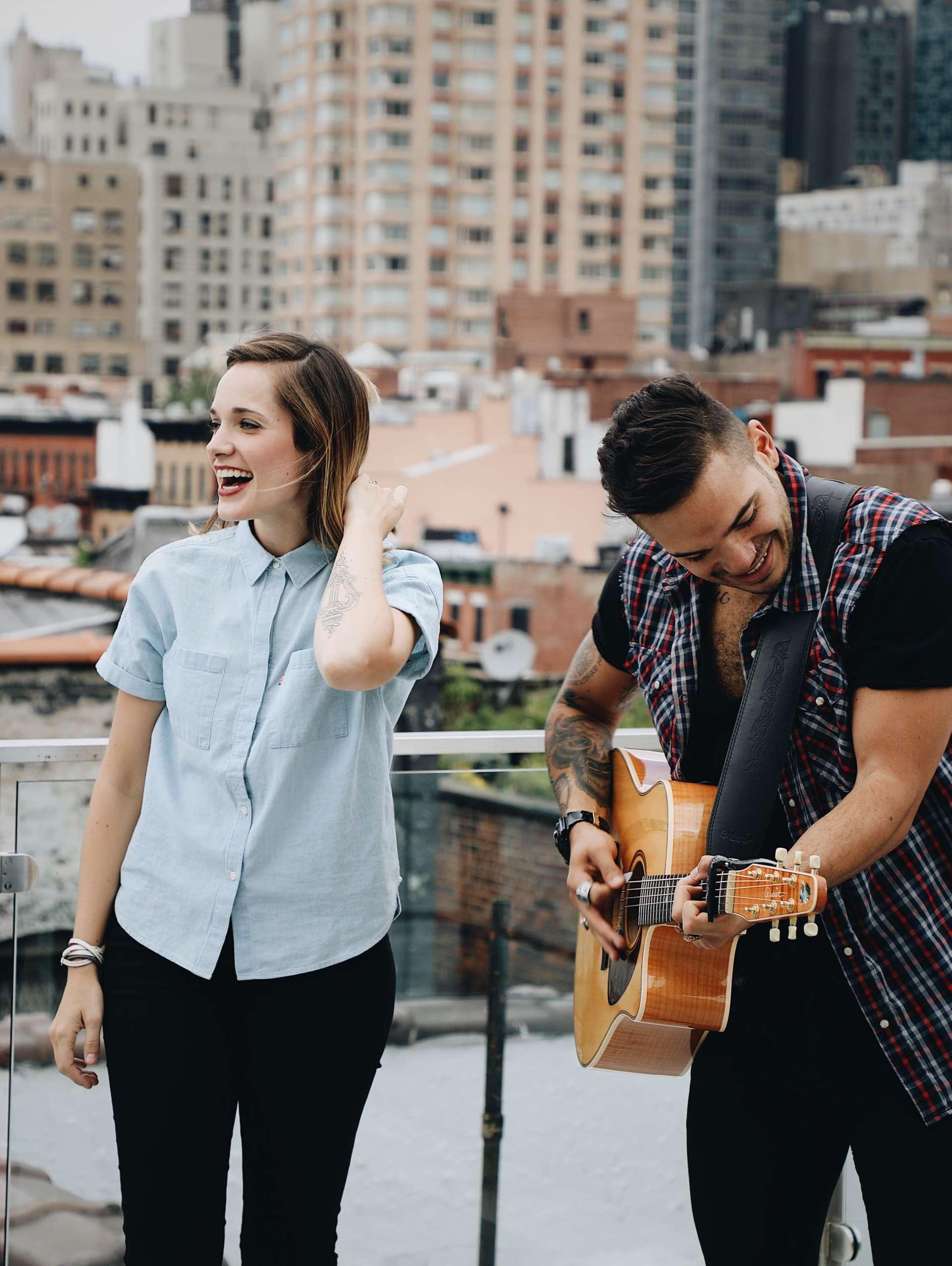 Músicos para spot en Bilbao