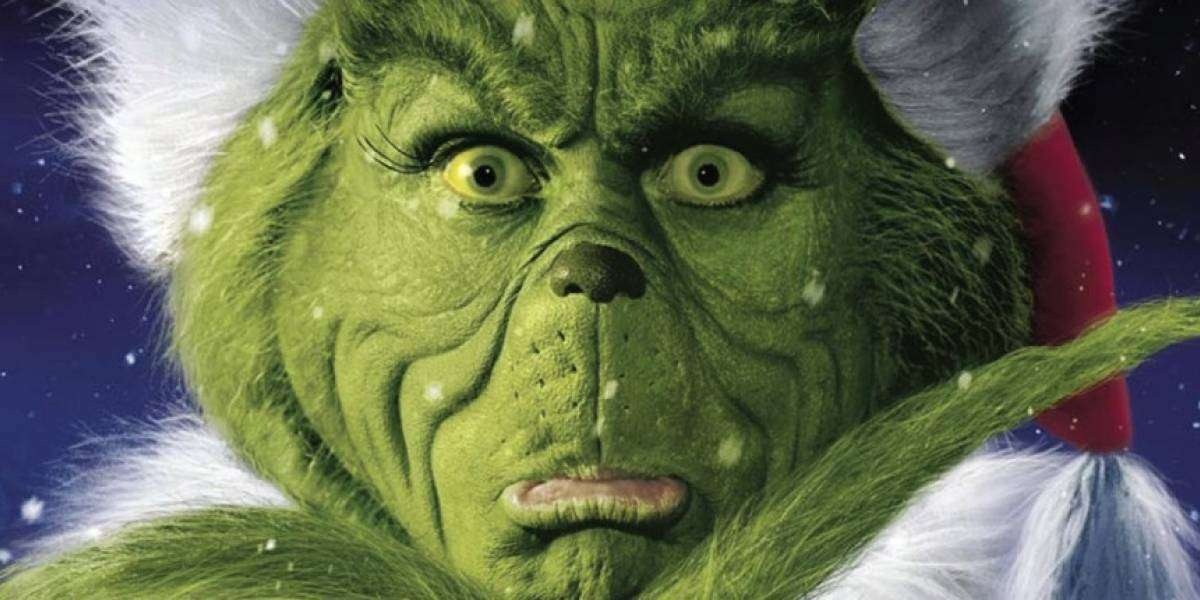 Actor para representar el Grinch